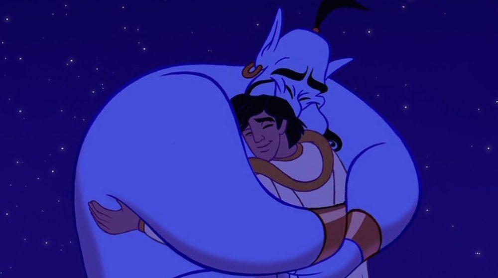 John Musker Disney Aladdin / Filmz.dk