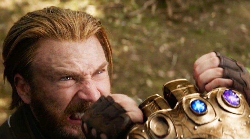 Captain America Avengers 4 / Filmz.dk