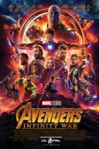 Avengers: Infinity War Avengers 3 / Filmz.dk