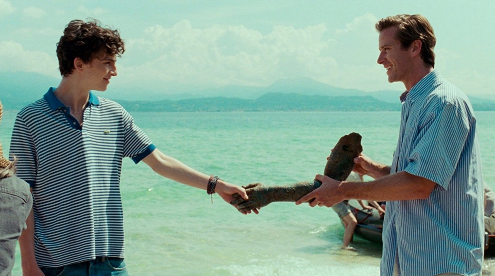 Call Me by Your Name censur kina / Filmz.dk