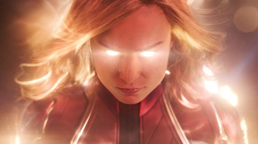 Captain Marvel anmeldelse / Filmz.dk