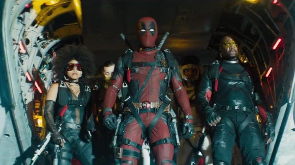 Deadpool 2 Trailer X-Force