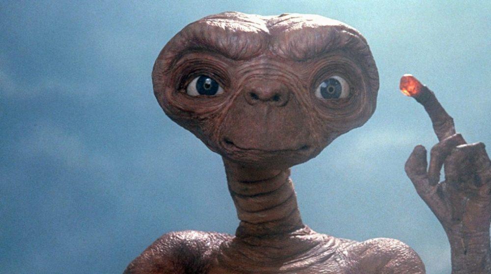 Steven Spielberg E.T. / Filmz.dk