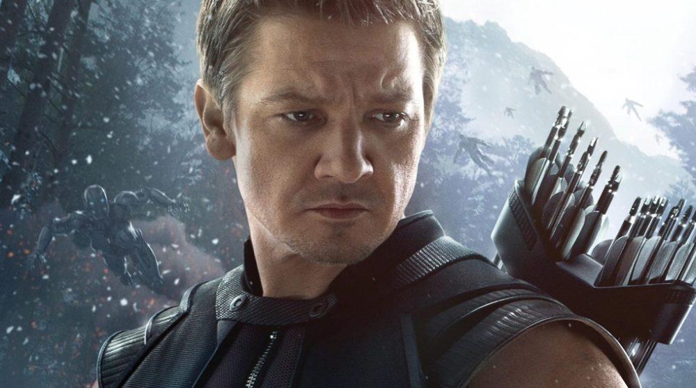 Hawkeye Avengers Infinity War / Filmz.dk