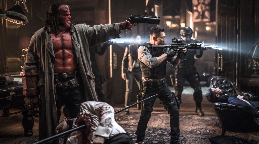 Hellboy 2019 anmeldelse / Filmz.dk