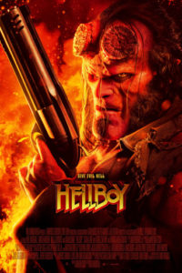 Hellboy anmeldelse / Filmz.dk