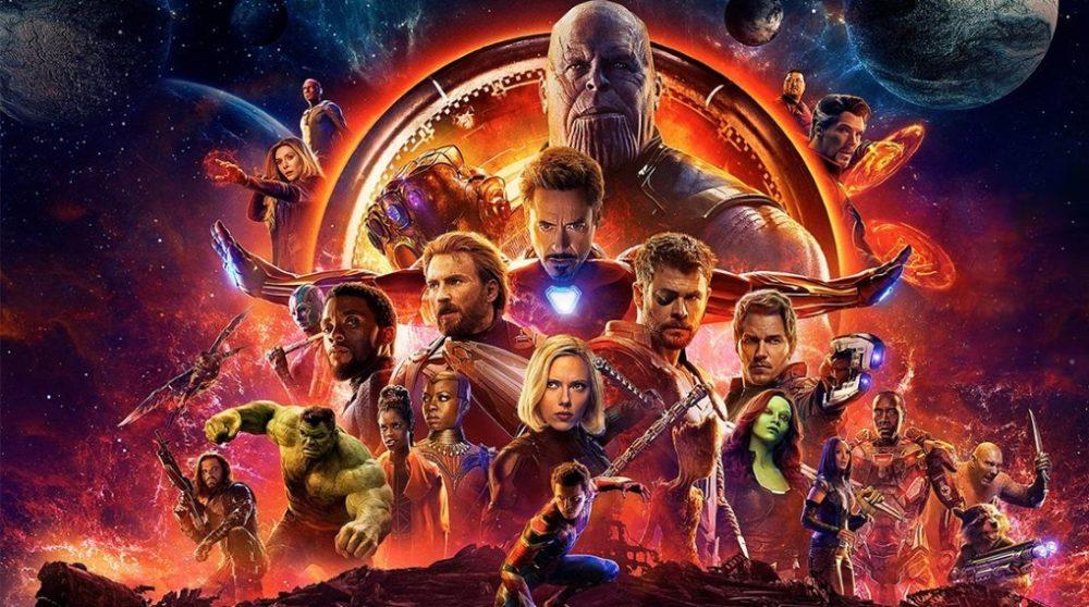 Reaktion Avengers Infinity War / Filmz.dk