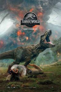Jurassic World 2 Fallen Kingdom anmeldelse / Filmz.dk