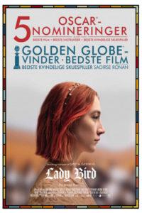 Lady Bird anmeldelse / Filmz.dk