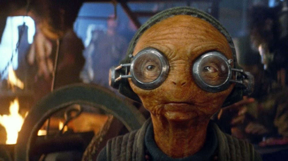 Maz Kanata Return of the Jedi / Filmz.dk