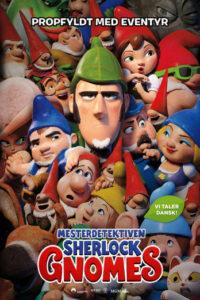 Sherlock Gnomes anmeldelse film / Filmz.dk