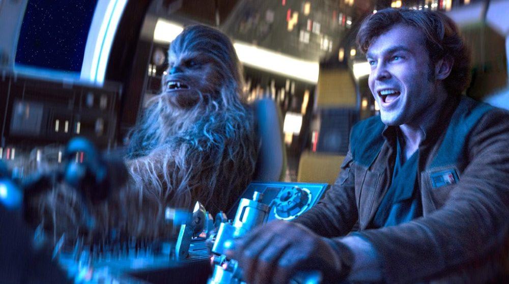 Solo Star Wars Ron Howard / Filmz.dk