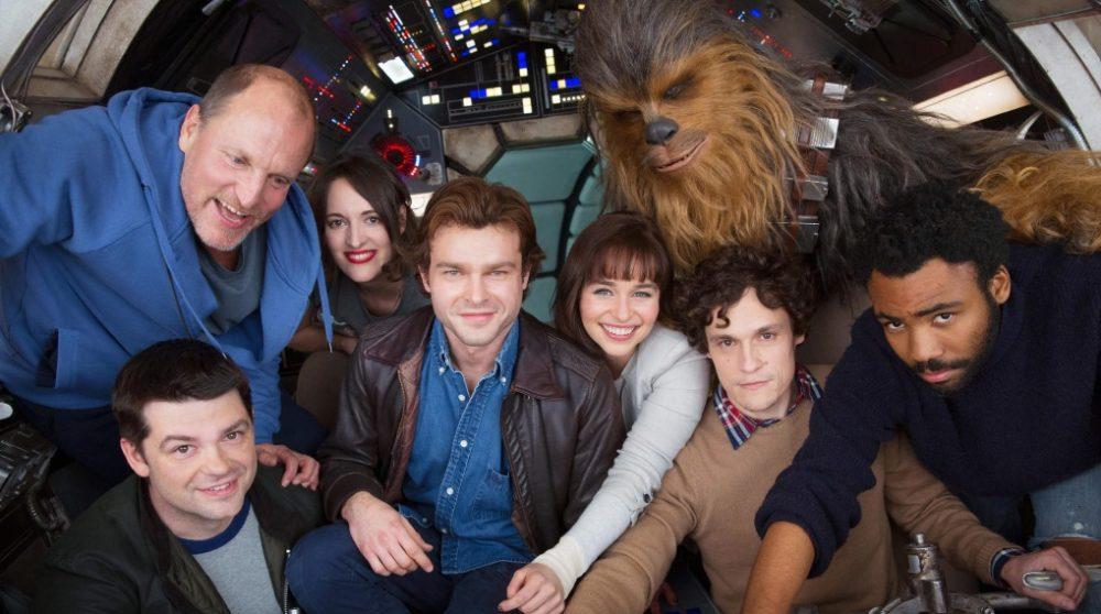 Solo A Star Wars Story Anonym kritik / Filmz.dk