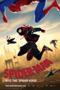 Spider-Man Into the Spider-Verse anmeldelse / Filmz.dk