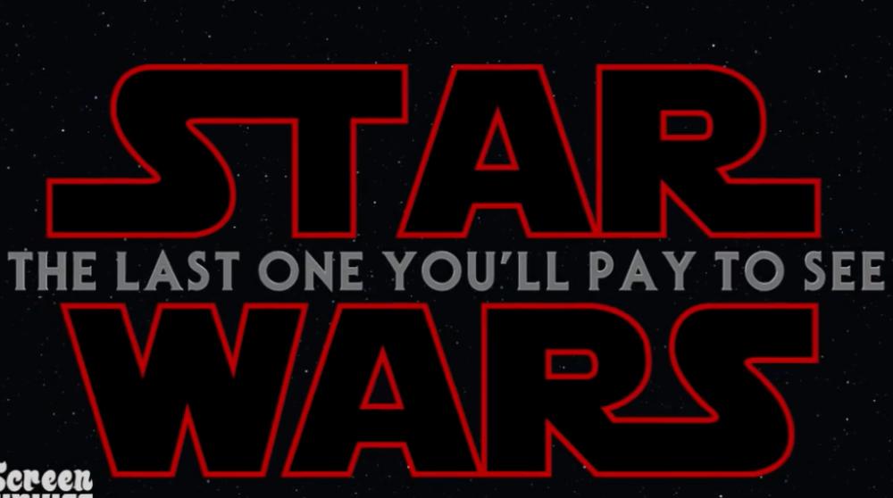 Star Wars The Last Jedi Honest Trailers / Filmz.dk