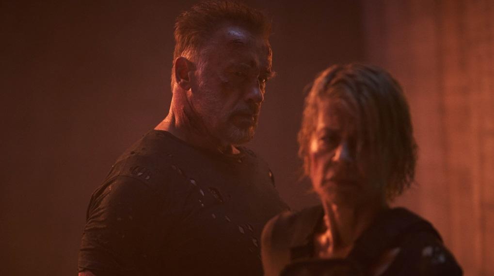 Terminator Dark Fate anmeldelse / Filmz.dk