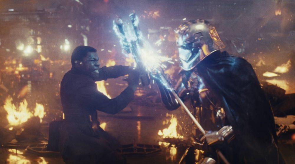 Star Wars The Last Jedi Deleted Scene / Filmz.dk