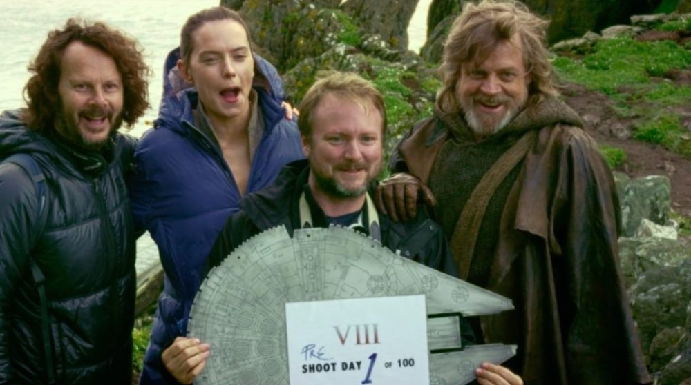 The Director and the Jedi Rian Johnson / Filmz.dk