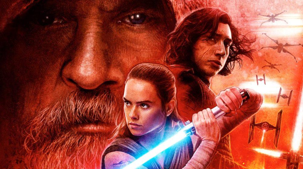 Star Wars The Last Jedi Stumfilm / Filmz.dk