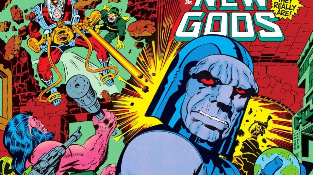 The New Gods DC Films / Filmz.dk
