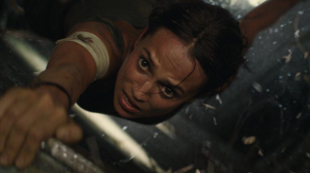 Tomb Raider / Alicia Vikander