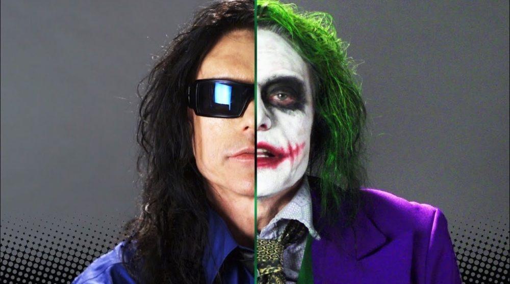 Tommy Wiseau Joker The Room / Filmz.dk
