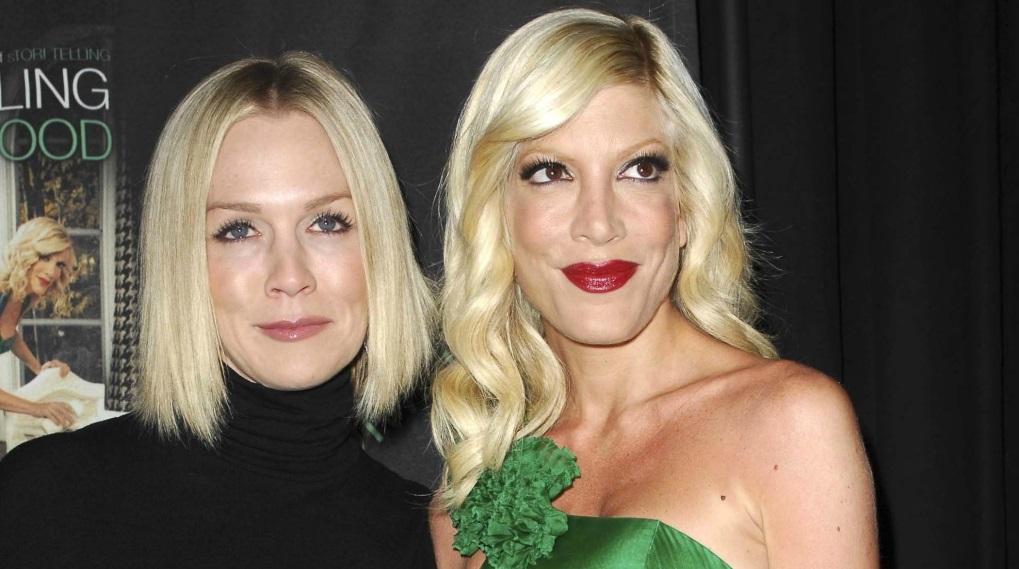 Tori Spelling Jennie Garth Beverly Hills spinoff / Filmz.dk