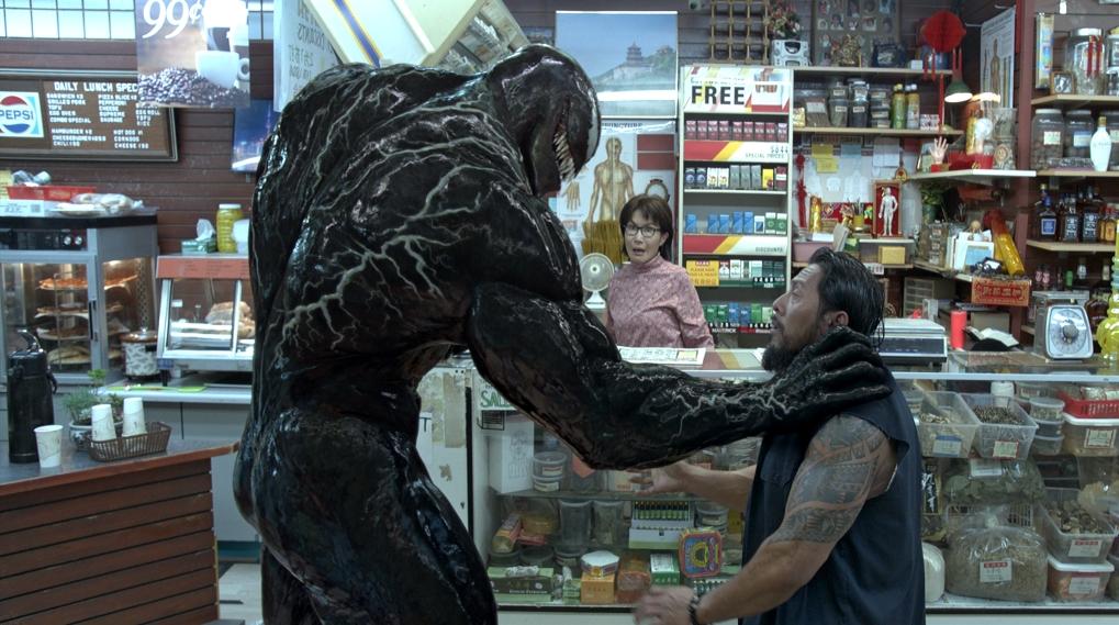 Venom Anmeldelse / Filmz.dk
