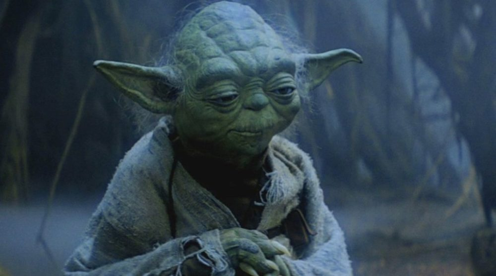 Frank Oz Yoda spinoff / Filmz.dk