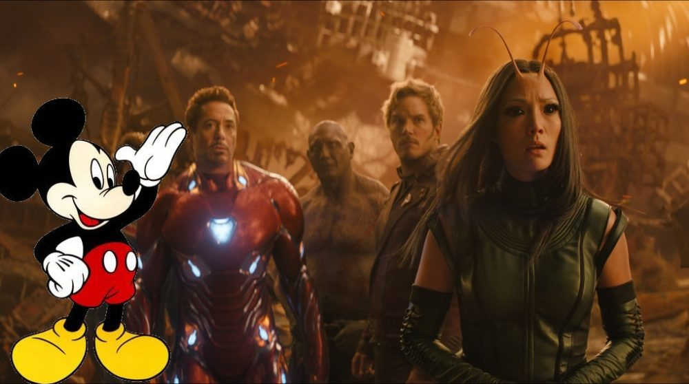 Avengers infinity war disney spoiler / Filmz.dk