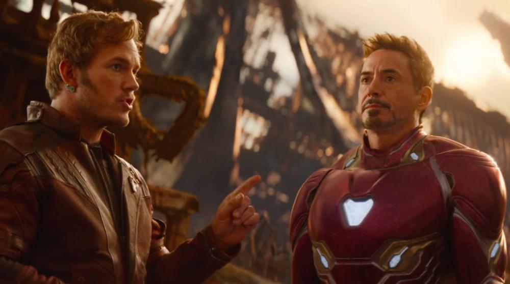 Avengers infinity war / Filmz.dk