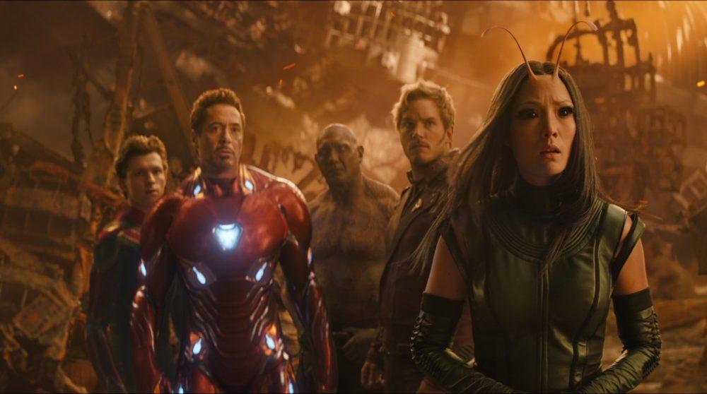 Avengers infinity war reaktioner / Filmz.dk