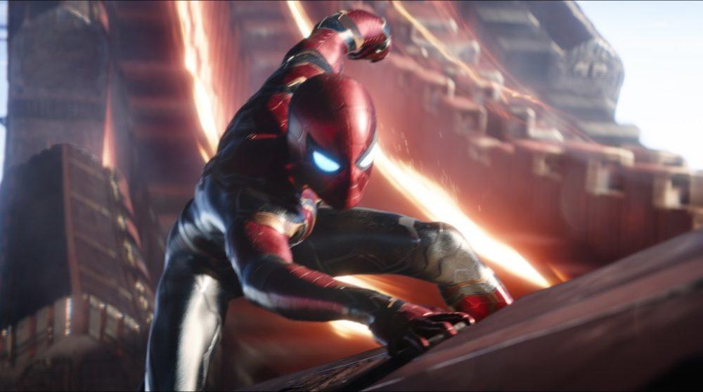 Spider-Man i Avengers Infinity War / Filmz.dk