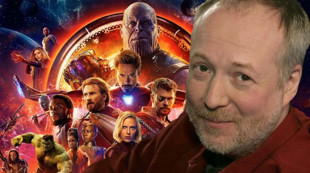 Jakob Stegelmann spoiler avengers infinity war / Filmz.dk
