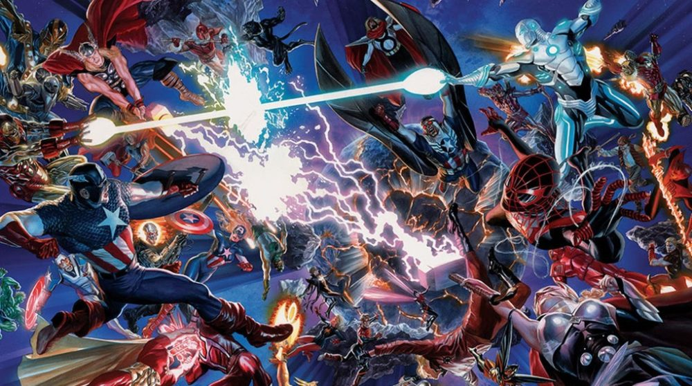 Marvel secret wars / Filmz.dk