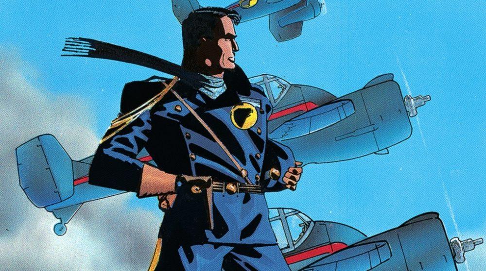 Steven Spielberg Blackhawk DC Films / Filmz.dk