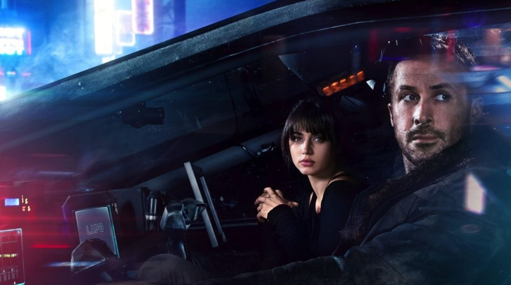 Blade Runner 2049 hjemmebiografen blu-ray dvd / Filmz.dk