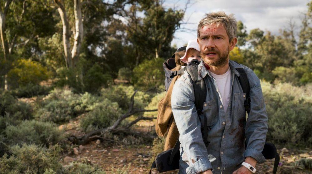 Cargo Trailer Martin Freeman Netflix / Filmz.dk