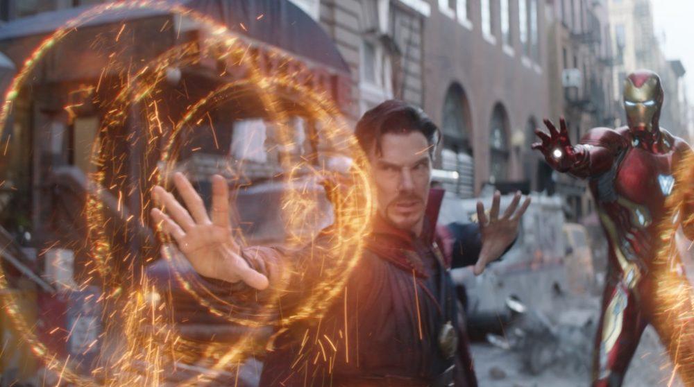 Avengers infinity war tidsrejse / Filmz.dk