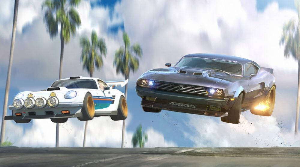 Fast and furious serie animation / Filmz.dk