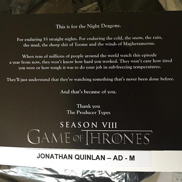 Game of Thrones største scene / Filmz.dk