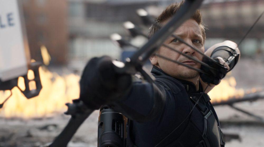 Hawkeye mangler avengers infinity war / Filmz.dk