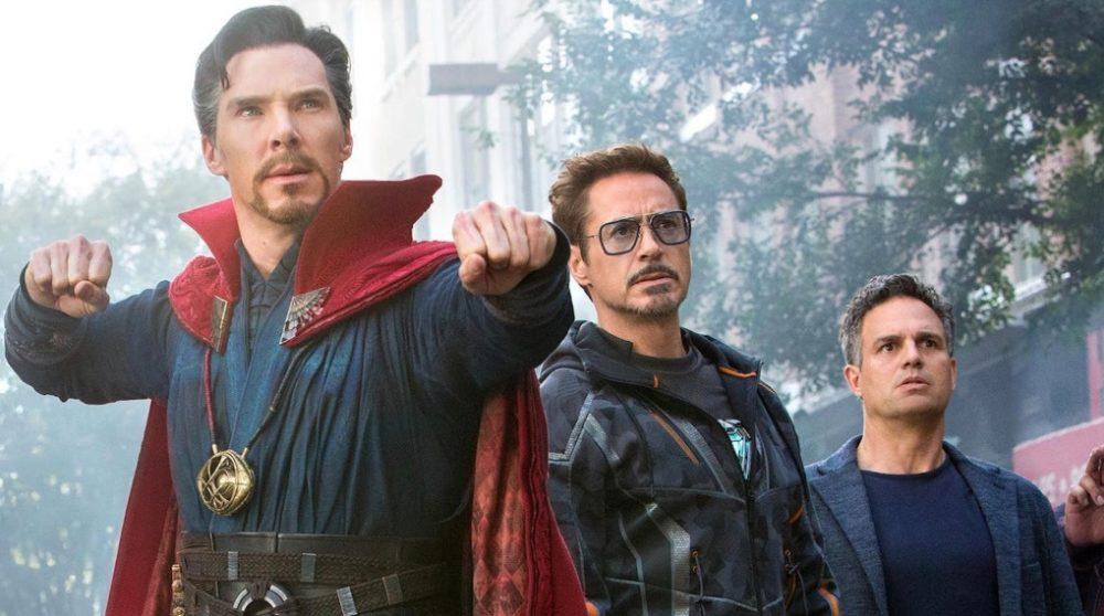 Illuminati Avengers infinity war / Filmz.dk