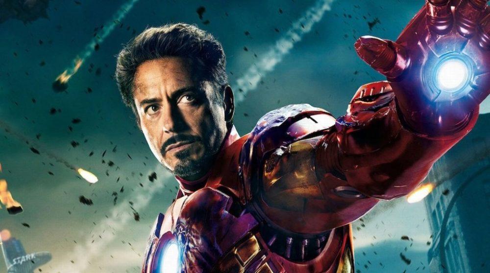 Iron Man Robert Downey Jr. / Filmz.dk
