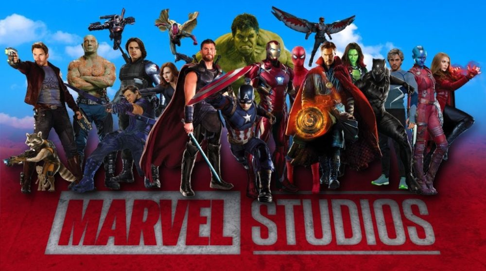 Marvel Cinematic Universe / Filmz.dk