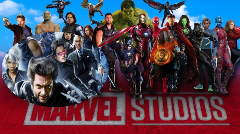 X-Men Marvel Avengers cinematic universe / Filmz.dk