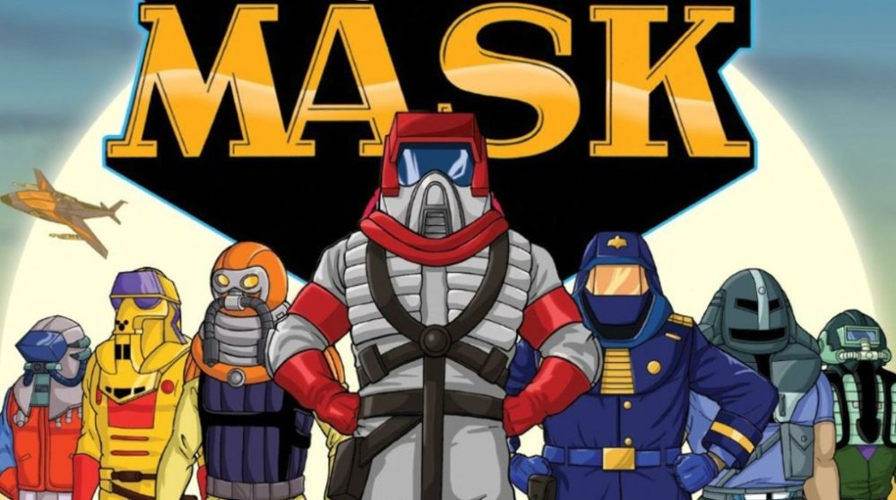MASK film / Filmz.dk