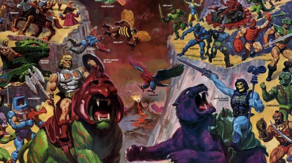 Masters of the Universe He-Man film / Filmz.dk