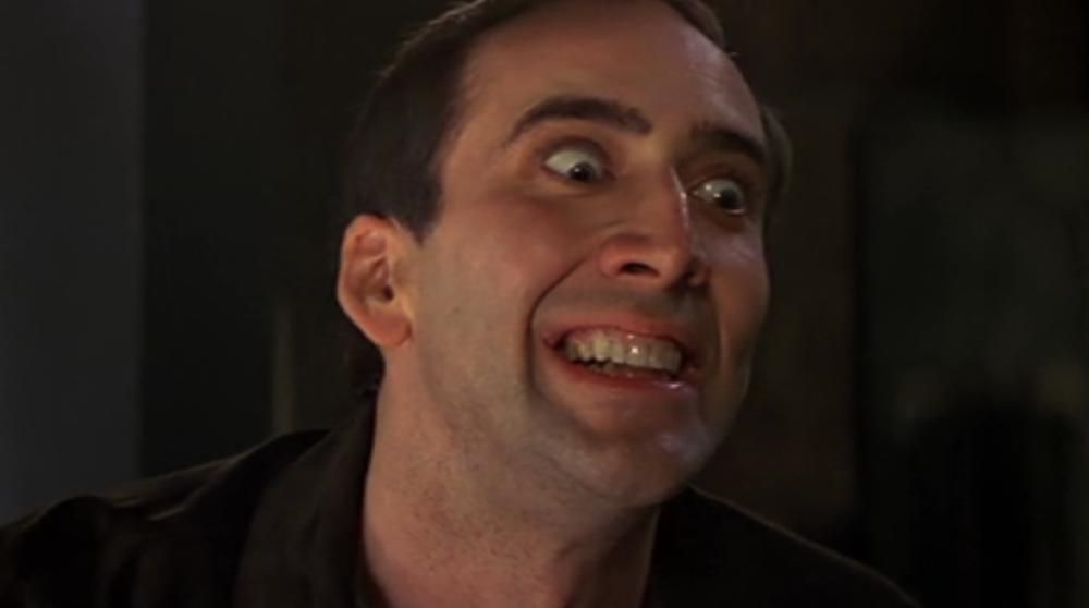 Nicolas Cage joker / Filmz.dk