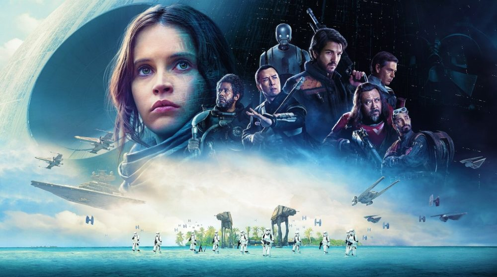 Rogue One reshoots / Filmz.dk